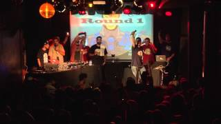 PRESENTACIÓ + ROUND 1. URTICA vs FIRE WARRIORS. Mossega La Pols! SoundClash