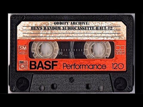 Oddity Archive: Episode 141: Ben's Random Audiocassette Haul #2