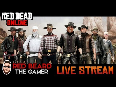 Red Dead Online - 🎃Roaming The West🎃 - Join Up!
