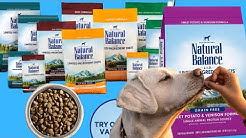 Natural Balance Limited Ingredient Diets Sweet Potato & Venison Formula Dry Dog Food