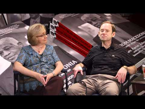 Man From Macedonia - Excerpt 2 from Interview with Dennis & Debbie Walsh