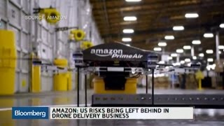 Amazon Emblematic of Drone Market Challenge: Wynne