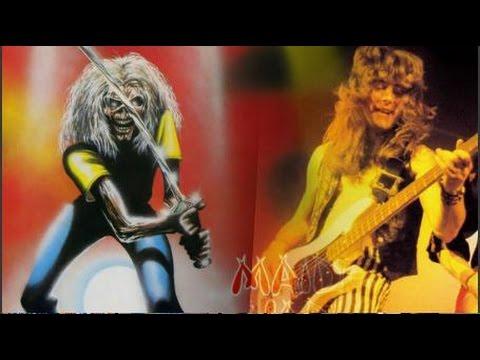 Iron Maiden - Maiden Japan - FULL CONCERT - Nagoya 1981