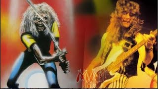 Iron Maiden - Maiden Japan - FULL CONCERT - Nagoya 1981