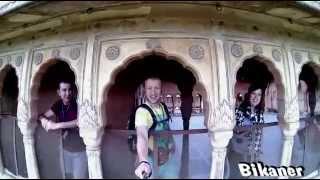 Trip North India Rajasthan Taj Mahal - Varanasi - GoPro 2015