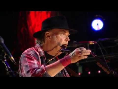 Neil Young - Old Man (Live at Farm Aid 2013)
