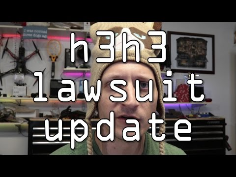 h3h3 lawsuit update - Motion to Dismiss #WTFU