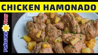 Chicken Hamonado - Panlasang Pinoy