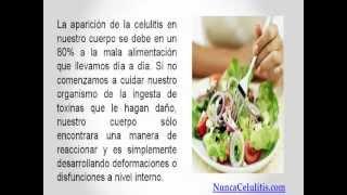 Dieta Para Combatir La Celulitis