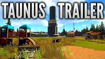 TAUNUS New Arma 3 Map - Trailer/Cinematic
