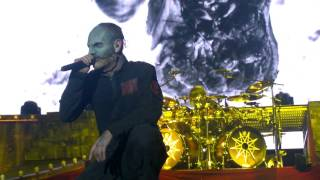 Slipknot - Everything Ends Live in Hartwall Arena, Helsinki 18.1.2016