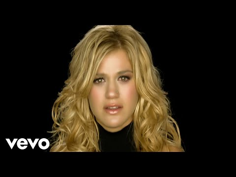 Kelly Clarkson - Because Of You (VIDEO)