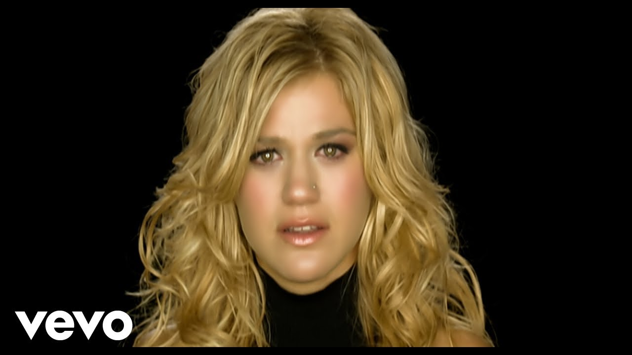 Kelly Clarkson - Because Of You (Official Video)