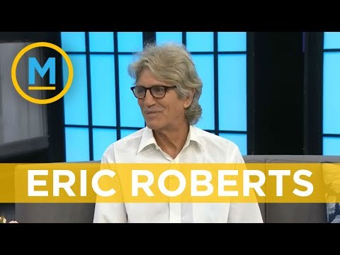 Eric Roberts reveals what its like being the busiest man in Hollywood  Your Morning