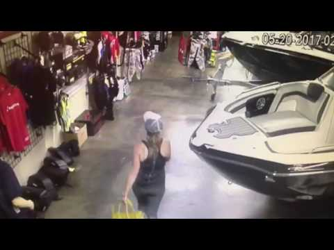 KM Cycle and Marine Retail Theft under Investigation