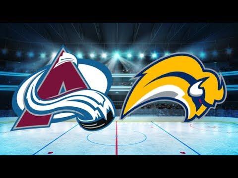 Colorado Avalanche vs Buffalo Sabres (6-1) – Oct. 11, 2018 | Game Highlights | NHL 2018
