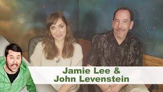 Post-Sesh Interview w/ Jamie Lee & John Levenstein