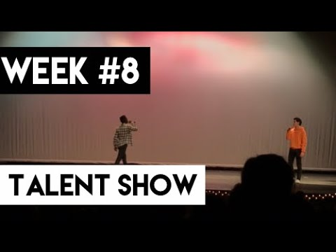 soccer tryouts, talent show, karaoke | week #8