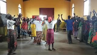Beneficiaries of our Women Empowerment Programme (Napak District, Karamoja, Uganda)