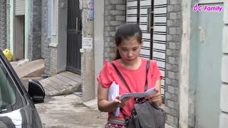LIFE And LOVE Meaning - Beautiful Mom Going To Distribute Charity Mails   ỐC Family