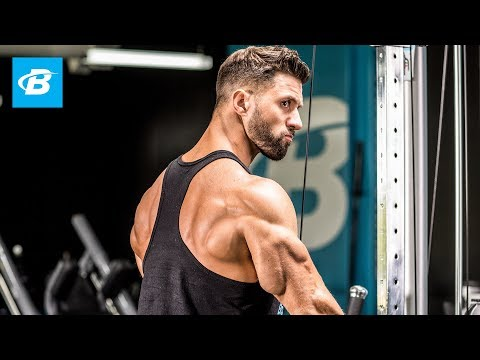 """Triceps Blasting Workout 