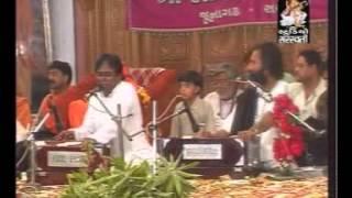 NIRANJAN PANDYA-KARSAN SAGATHIYA duet BHARTI ASRAM shivratri live Savra Mandap Ma
