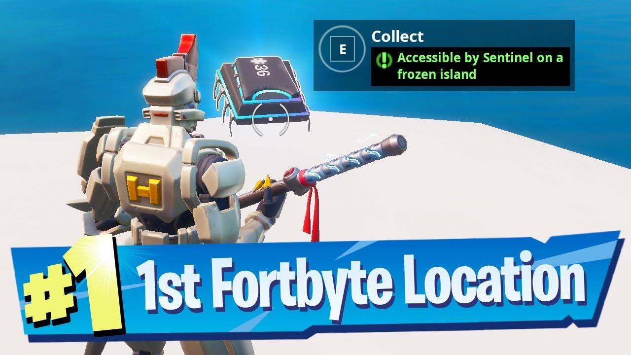 Fortnite Season 9: What Are Fortbytes?
