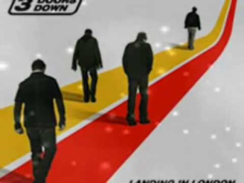 3 Doors Down featuring - Bob SEGER  -   Landing in London.