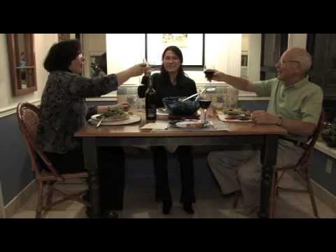Ces Valaisans d'Amérique: Danièle Caloz à Toronto