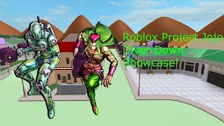 Roblox Project Jojo Diver Down Showcase!