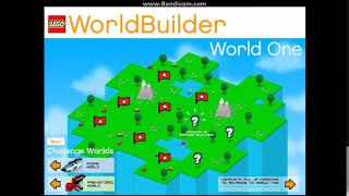 Lego World Builder - 100% (Part 1) (World One)