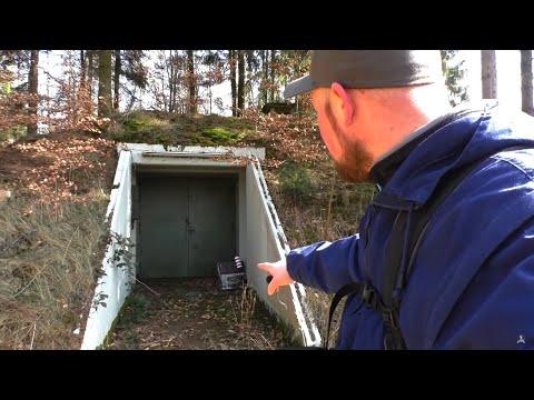 ACHTUNG! Militärisches Sperrgebiet der Bundeswehr - Panzerwaschanlage // Lost Place, Urbex