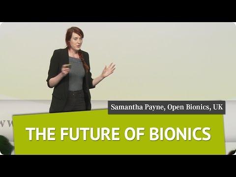 The Future of Bionics | Samantha Payne, Open Bionics | Global Female Leaders 2017
