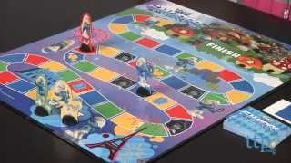 Smurfs to the Rescue Game from Pressman Toy