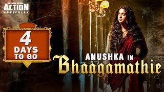 BHAAGAMATHIE - Full Movie Releasing In Just 4 Days | Anushka Shetty | New Hindi Dubbed Movie