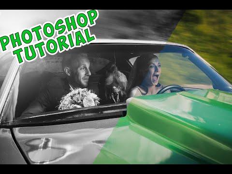 photoshop tutorial (Dansk) - Sort/Hvid konvertering thumbnail
