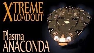 Extreme Loadout. Anaconda with Plasma Accelerators