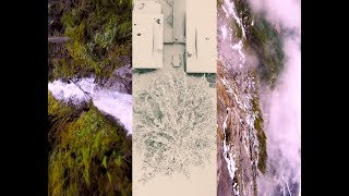 Waterfalls And Mountain Diving - 6S -FPV-DRONES-AERIAL CINEMATOGRAPHY