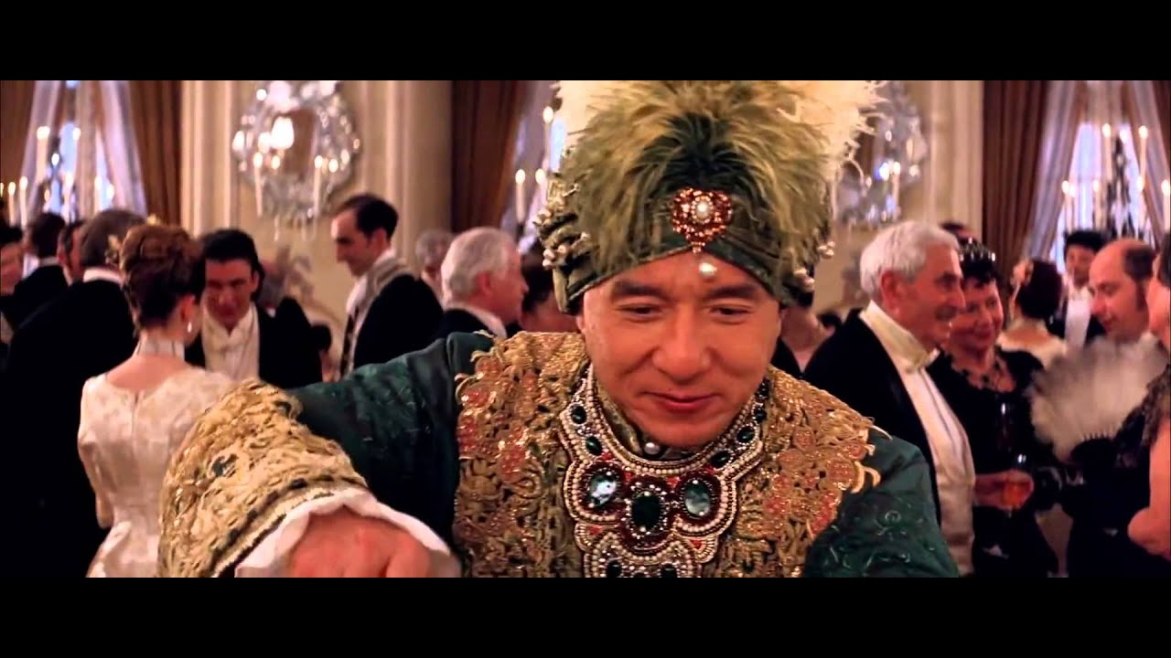 Jackie Chan's Shanghai Knights [2003] (Full Movie HD 1080p ...