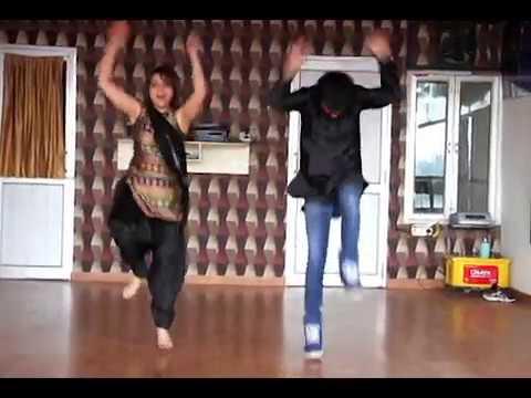 Laembadgini - Diljit Dosanjh Choreography by Randeep Singh @iirandeepsingh