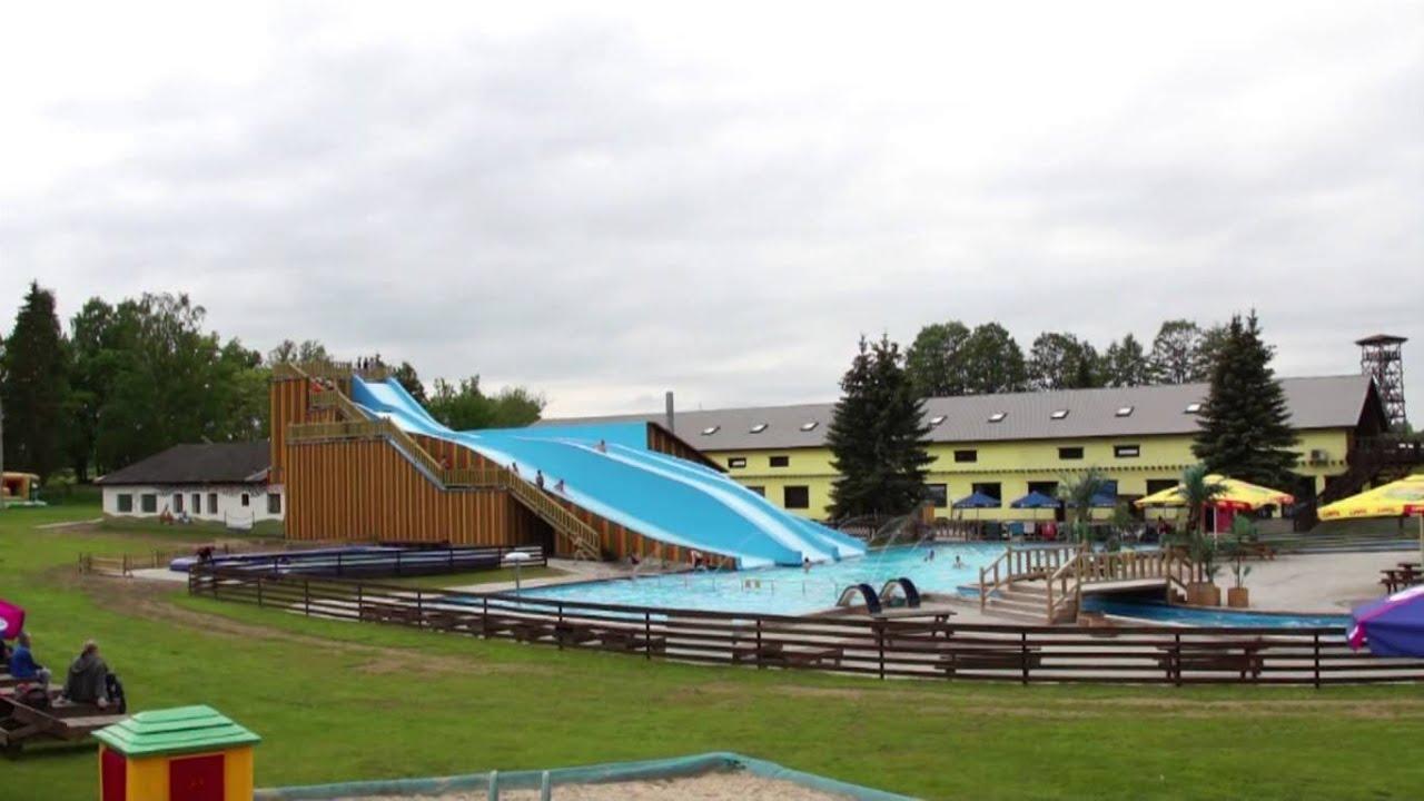 Kogu pere mängumaa ja veepark Vudila 2013 (waterpark in Estonia)