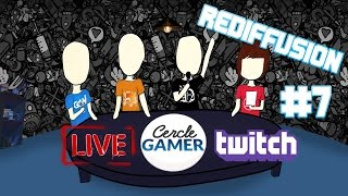 [FR] GAMING TALK SHOWS - Débat jeux indé / jeux AAA - [Cercle Gamer #7]