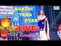 Sathi Tera Pyar Puja Hai l Arkestra  live song