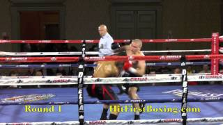 Ivan Baranchyk Highlights From His 2.20.15 Fight