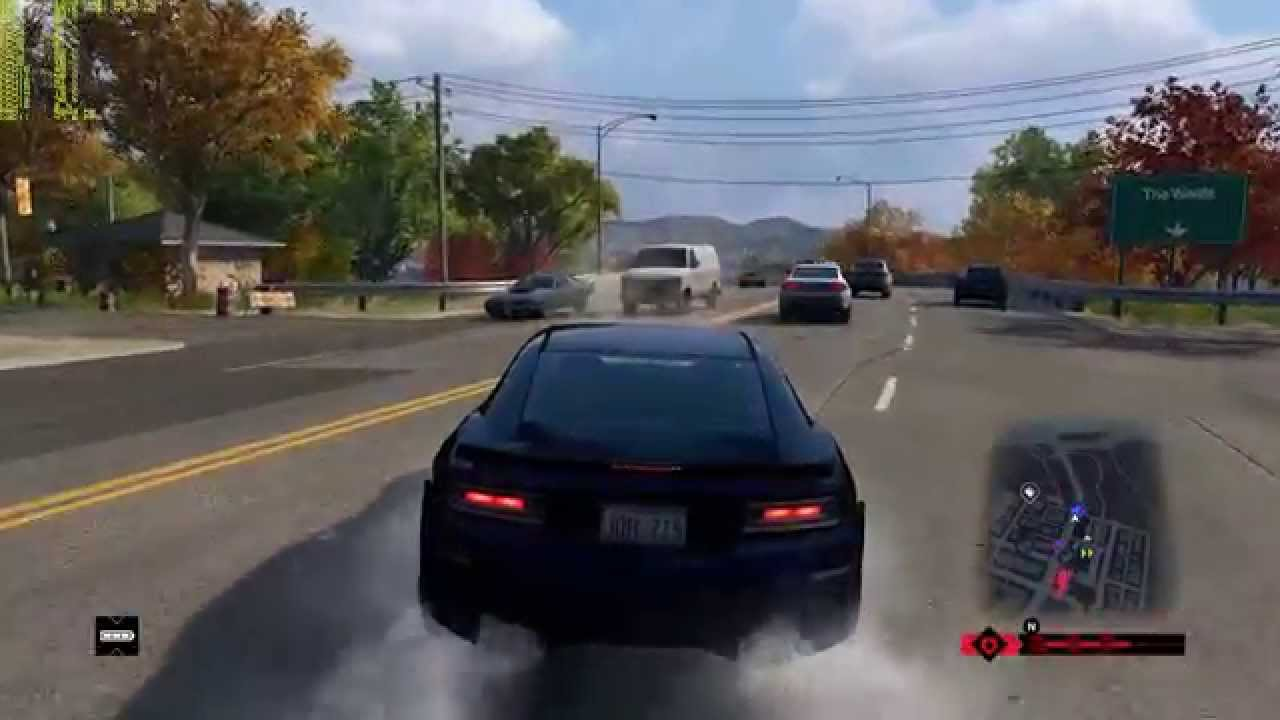 Watch Dogs  Gameplay Uhd