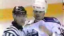 Sep 11, 1999: Shane Doan vs Marko Tuomainen