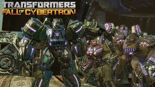 Transformers: Fall of Cybertron | Decepticons (PC) Part 6 - Combaticons