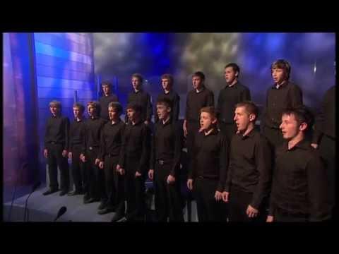 Côr Bechgyn Ysgol Gerdd Ceredigion - Anthem