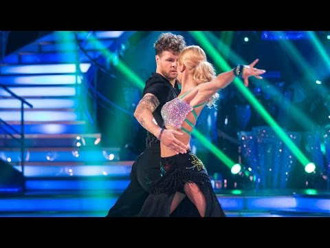 Jay McGuiness & Aliona Vilani Paso Doble to 'It's My Life'  Strictly Come Dancing: 2015