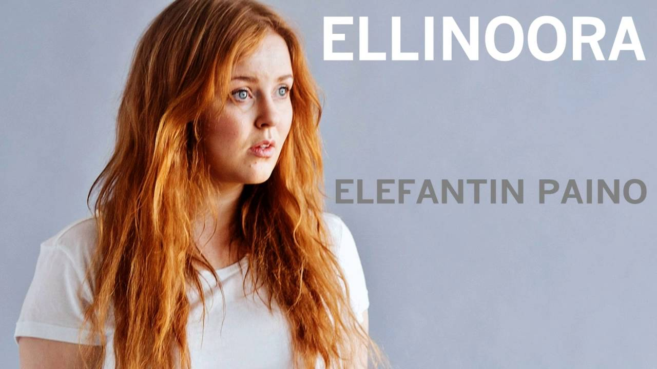 Ellinoora Elefantin Paino